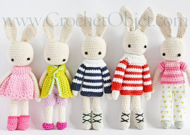 37+ Free Amigurumi Crochet Doll Pattern and Design ideas - Page 8 ... | 449x630