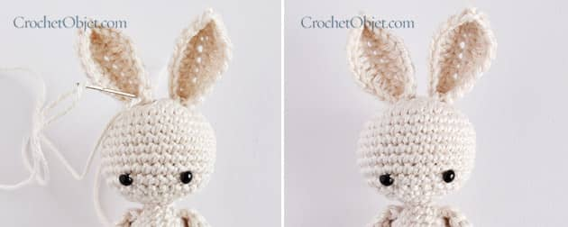 Amigurumi bunny with long ears - Amigurumi Today | 252x630