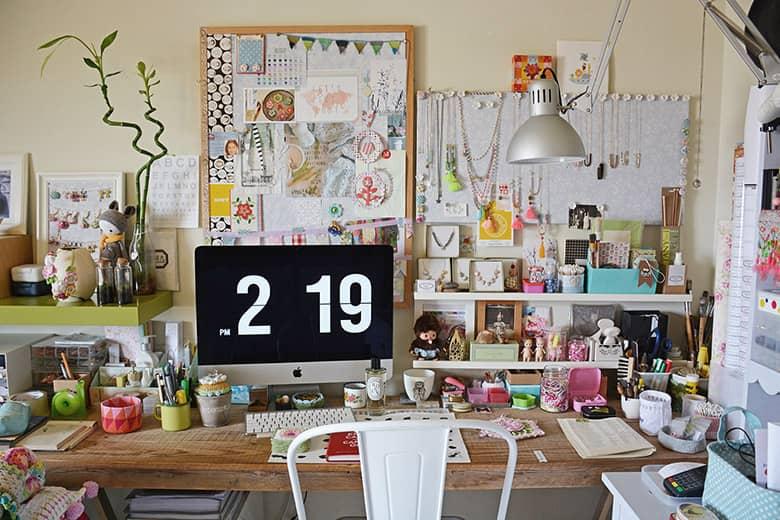 Crochet objet studio