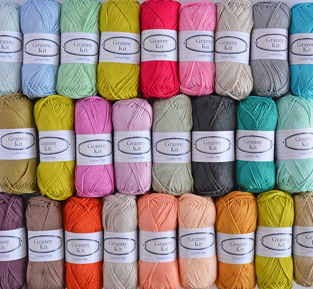 The Four Seasons Chevron Blanket Crochetobjet