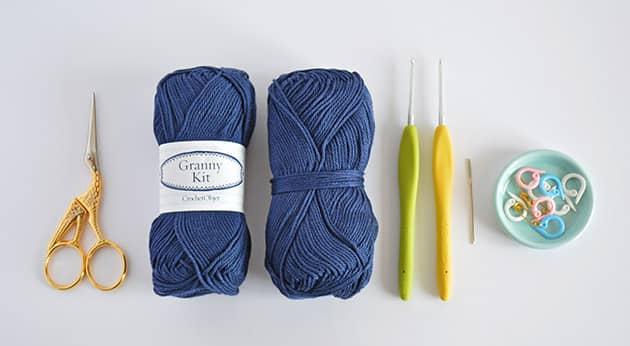 crochet bag cotton yarn