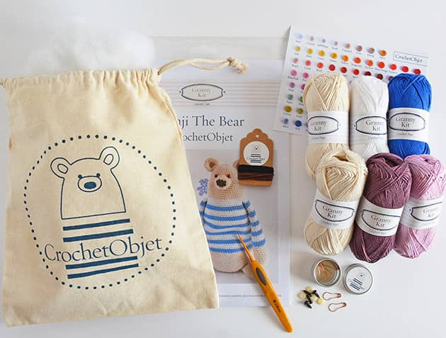 Benjoi Fun Crochet Kits
