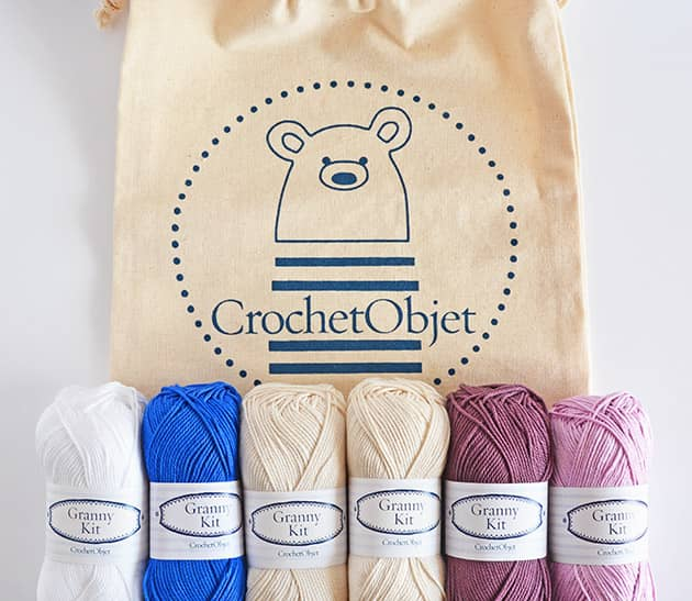 Benji Fun crochet kits