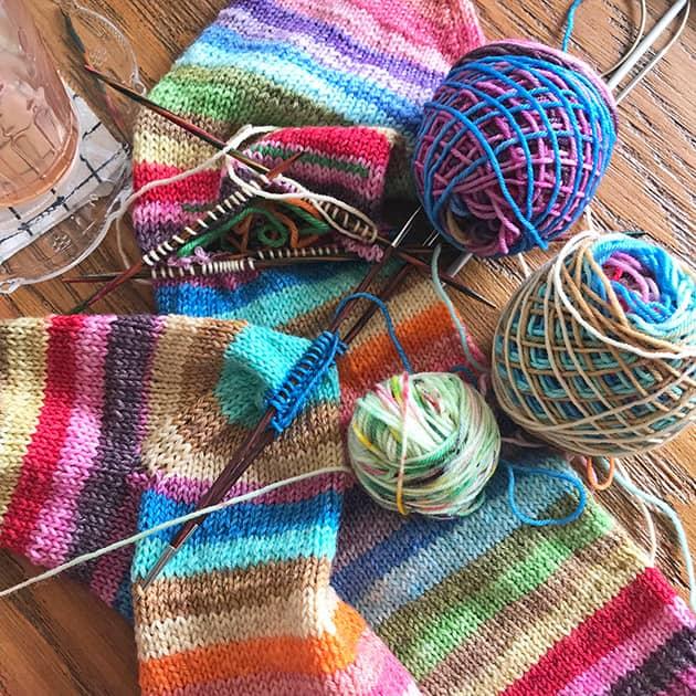 socks yarn