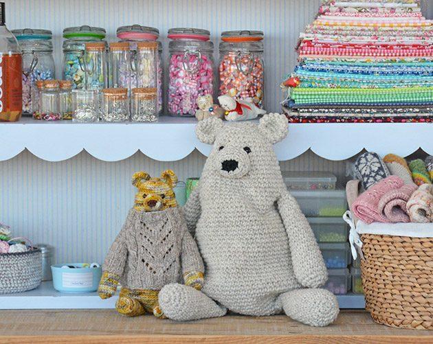crochet benji bears pattern