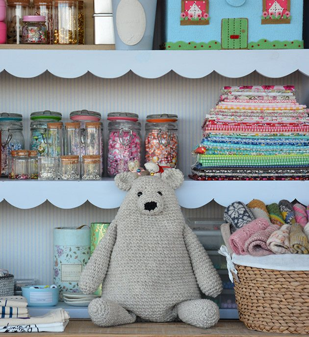 crochet benji bear pattern
