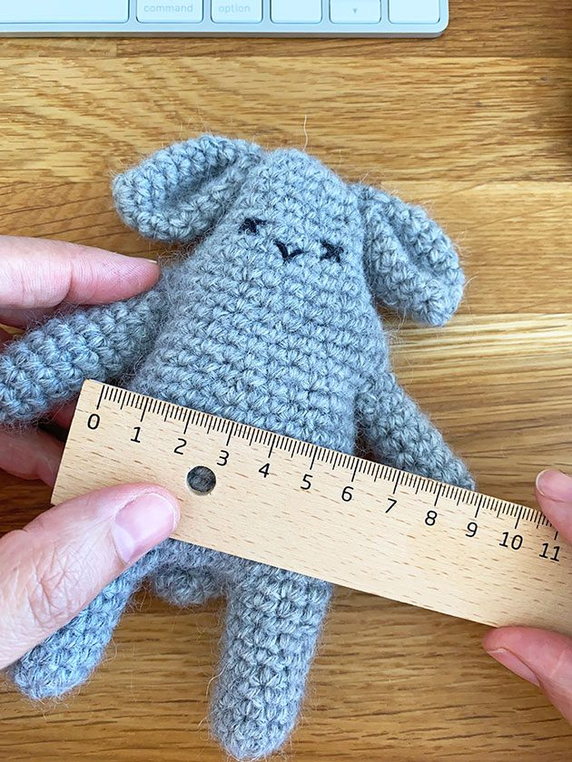 Bunny Alber new crochet pattern