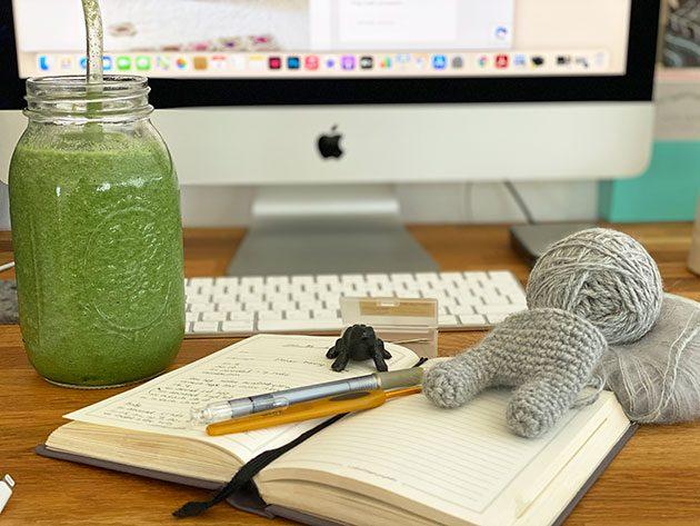 crochet bunny pattern - coming soon