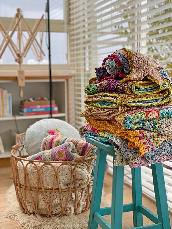 crochetobjet knitting