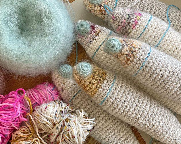 SAMMY - Crochet Fish Pattern